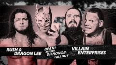 Dragon Lee & RUSH vs. PCO & Brody King Announced For ROH Death Before Dishonor Fallout