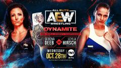 NWA Women's Title Match Added To 10/28 AEW Dynamite