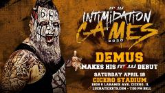 Demus To Make MLW Debut At Intimidation Games