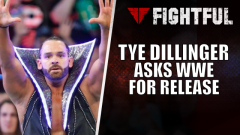 Tye Dillinger Asks WWE For Release