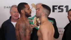 Anthony Dirrell vs. Avni Yildirim Weigh-In Results