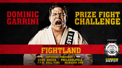 Dominic Garrini Prize Fight Challenge Set For MLW: Fightland