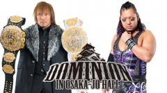 NJPW Reveals Full Dominion 2020 Card
