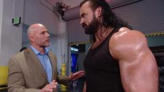 Drew McIntyre Asks Adam Pearce 'Are You Like The New GM Or Jack Tunney?'