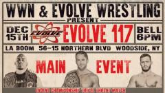 EVOLVE 117 Results (12/15/18): New EVOLVE Champion, Eddie Kingston Debuts, Kassius Ohno In Action