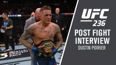 What Would Dustin Poirer Do Differently Against Khabib Nurmagomedov?: 'Not Get Choked'
