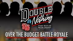 Over The Budget Battle Royale Returning At AEW Double Or Nothing, Updated Card