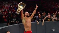 Finn Balor Wins WWE Intercontinental Title At Elimination Chamber; Bobby Lashley Attacks Lio Rush