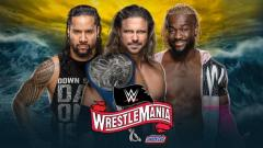 WrestleMania 36 SmackDown Tag Team Championship Officially Changed; Miz 'Injured'