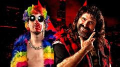 Mick Foley Answers Frank The Clown's Hardcore Challenge For Warrior Wrestling 6