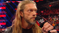 Edge Addresses Future On WWE Raw, Gets Hit With An RKO From Randy Orton