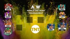 AEW Reveals Bracket For Tag Team Title Tournament, Finals Set For 10/30 AEW On TNT