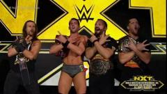 Roderick Strong Wins NXT North American Title From Velveteen Dream At NXT On USA