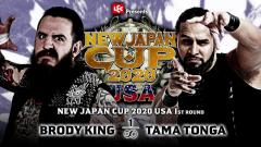 NJPW Strong (8/7) Results: New Japan Cup USA Begins With Four First-Round Matches