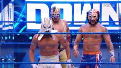 Kalisto Returns On WWE SmackDown, Is Looking Jacked, Brother