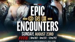 Revolution Pro Wrestling Announces Return On 8/23