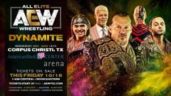 AEW Dynamite Coming To Corpus Christi, TX On 12/18