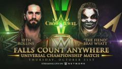 Seth Rollins To Defend WWE Universal Title Against 'The Fiend' At WWE Crown Jewel, Updated Card