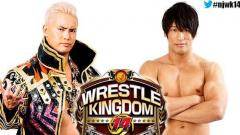 Okada vs. Ibushi Official; Jushin Liger Retirement Bout Announced For NJPW Wrestle Kingdom 14