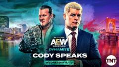Kenny Omega vs. Joey Janela; Cody Segment Announced For 10/23 AEW Dynamite