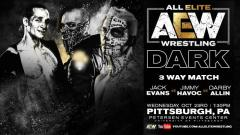 Dustin Rhodes Teams With Sonny Kiss; Darby Allin Competes On 10/29 AEW Dark