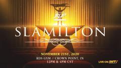 Black Label Pro Announces Two-Part Slamilton 2020 Event Set For November 21