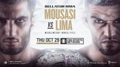 Bellator 250 Weigh Ins Results: Douglas Lima, Gegard Mousasi And Jake Hager Make Weight