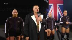 WALTER And More NXT UK Superstars Invade WWE Raw
