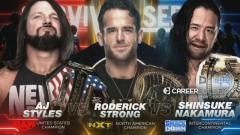 New Triple Threat Match, Men's Team Raw Announced For WWE Survivor Series; Updated Card