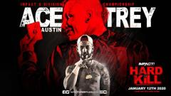 Ace Austin To Defend X-Division Title Against Trey At IMPACT Hard To Kill