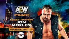 Jon Moxley Set To Speak On 11/13 AEW Dynamite
