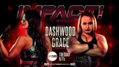 Jordynne Grace vs. Tenille Dashwood, Rich Swann vs. Ethan Page, More Set For 12/17 IMPACT