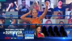 Bianca Belair Earns A Spot On Team SmackDown At Survivor Series: Best Of The Best