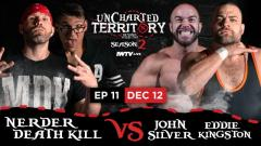Beyond Wrestling - Uncharted Territory Results (12/12): Season 2, Episode 11