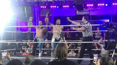 Besties In The World Win EVOLVE Tag Team Titles At EVOLVE 142