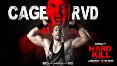 Brian Cage vs. Rob Van Dam Added To IMPACT Hard To Kill, Updated Card