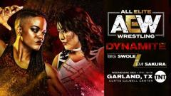 Big Swole vs. Emi Sakura Added To 12/11 AEW Dynamite