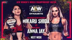 AEW Women's Title Match And More Set For 11/25 AEW Dynamite