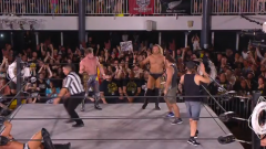 Kenny Omega & Hangman Page Defeat SCU; Win AEW Tag Team Titles On AEW Dynamite