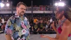 Britt Baker Is A Mean Dentist, Tony Schiavone Is A Sh*tty Barista On AEW Dynamite