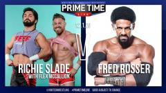 UWN Primetime Live Results (12/1): Fred Rosser, Davey Boy Smith Jr, More In Action