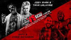 Bar Wrestling 52: Bar vs. GCW Results (1/23): Joey Ryan Teams With Taya Valkyrie