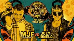 MJF vs. Joey Janela, Britt Baker vs. Priscilla Kelly Added To 1/22 AEW Dynamite