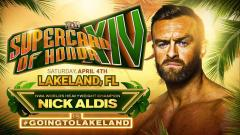 NWA Champion Nick Aldis Is #GoingToLakeland For ROH Supercard Of Honor