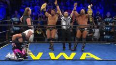 James Storm & Eli Drake Win NWA Tag Team Titles At NWA Hard Times