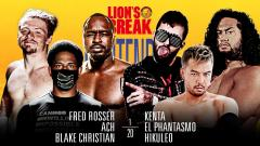 NJPW Strong Road To Lion's Break Contenders Results (1/15): Bullet Club In Action