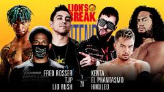 Ren Narita And Bateman Set For 1/22 NJPW Strong, Lio Rush To Debut On 1/29