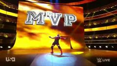 MVP Returns To WWE Raw