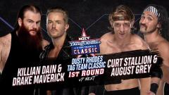 Two More Teams Advance In NXT Men's Dusty Rhodes Tag Team Classic