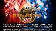 Lucha Libre AAA Announces Card For Rey De Reyes 2020